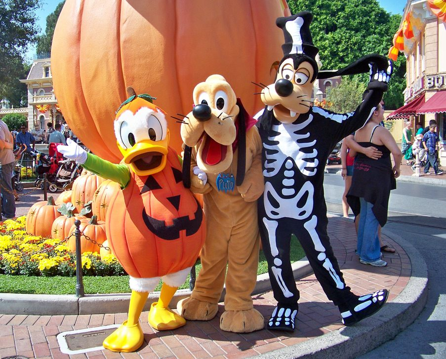 What You Need to Know About Halloween at Disneyland