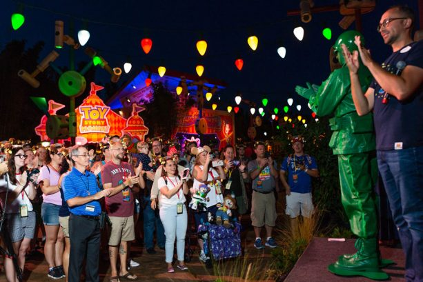 Disney Parks Blog Meet-Up at Toy Story Land