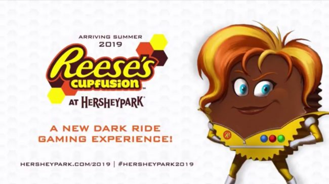 Hershey Park New 2019 Attraction Theme Park Hd
