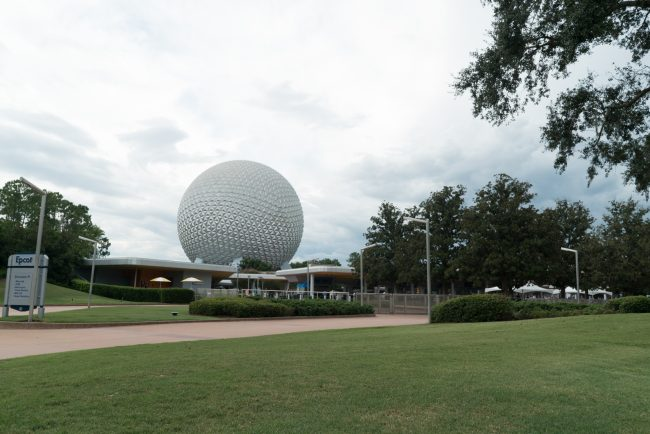 Epcot - Food & Wine - Festival 2018