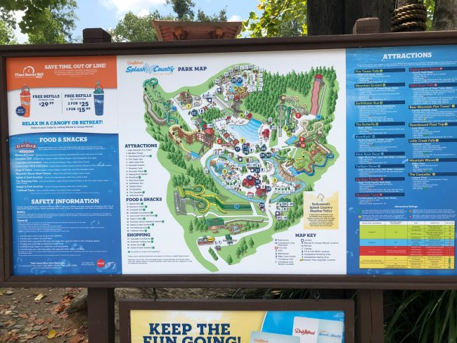 Dollywood's Splash Country Full Review, POVs, Food, And More