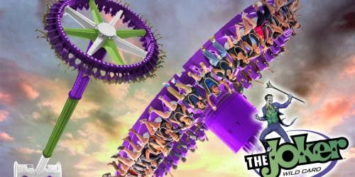 Free-Fly Coaster, BATMAN™: The Ride, to Open at Six Flags Discovery