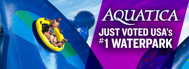 Sea World's Aquatica Orlando To Add New Kare Kare Curl Waterslide in